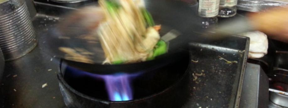 Cocinando al Fuego